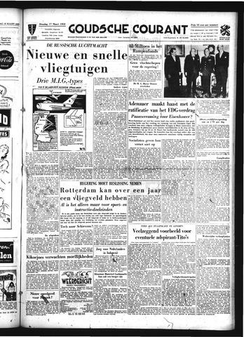 Goudsche Courant 1953-03-17