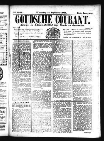 Goudsche Courant 1905-09-27