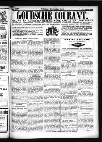 Goudsche Courant 1932-11-04