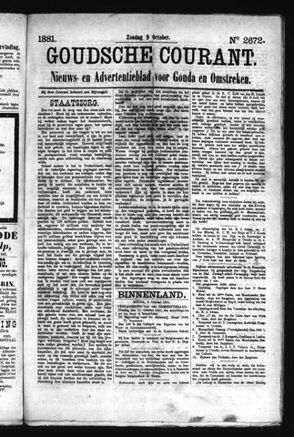 Goudsche Courant 1881-10-09