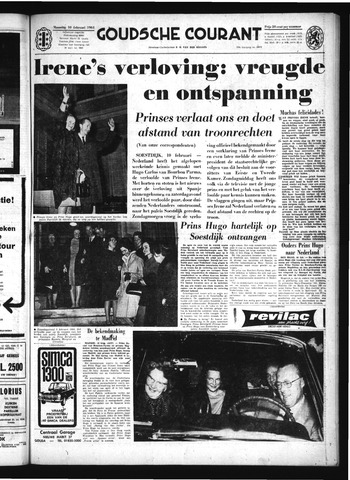Goudsche Courant 1964-02-10