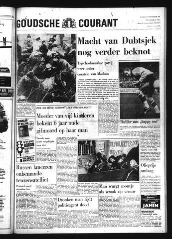 Goudsche Courant 1968-11-18