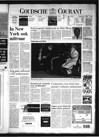 Goudsche Courant 2001-10-13