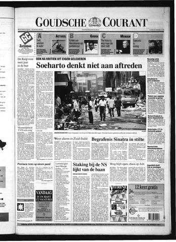 Goudsche Courant 1998-05-16
