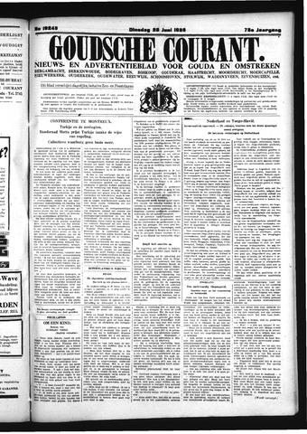 Goudsche Courant 1936-06-23