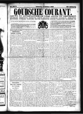 Goudsche Courant 1926-10-09