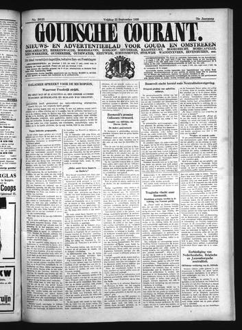 Goudsche Courant 1939-09-22