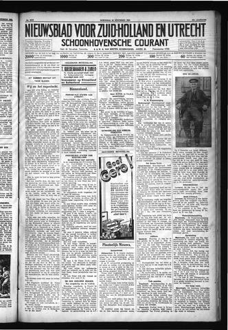 Schoonhovensche Courant 1930-11-26