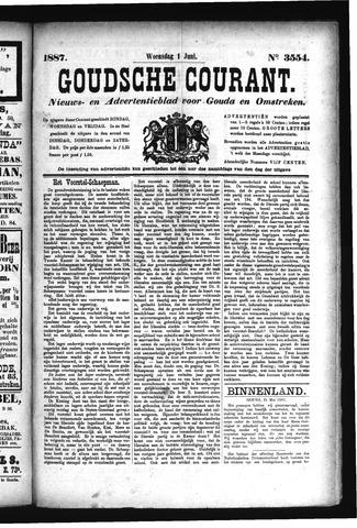 Goudsche Courant 1887-06-01