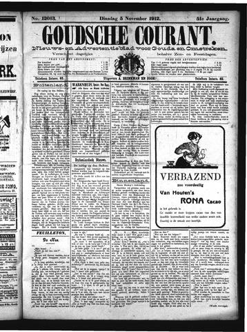 Goudsche Courant 1912-11-05
