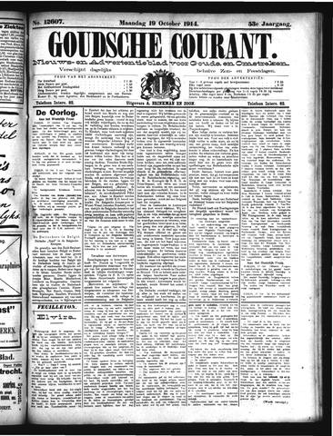 Goudsche Courant 1914-10-19