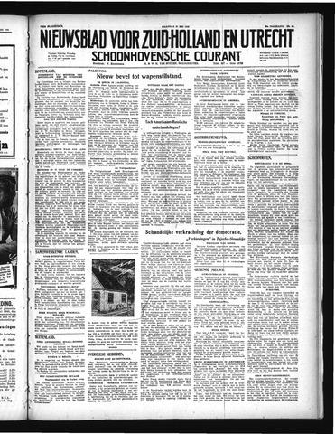 Schoonhovensche Courant 1948-05-31