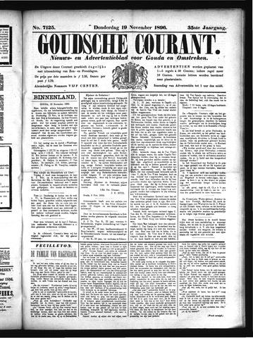 Goudsche Courant 1896-11-19