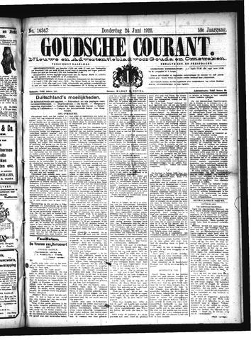 Goudsche Courant 1920-06-24