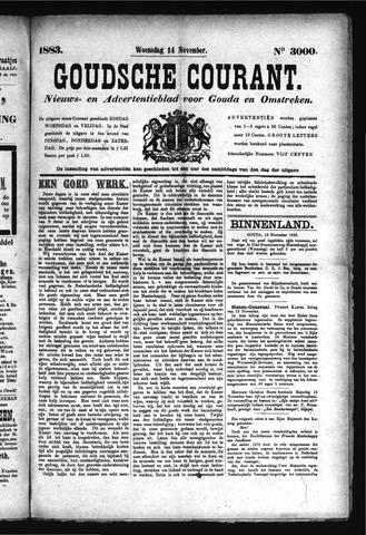 Goudsche Courant 1883-11-14
