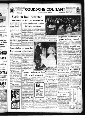 Goudsche Courant 1963-09-30