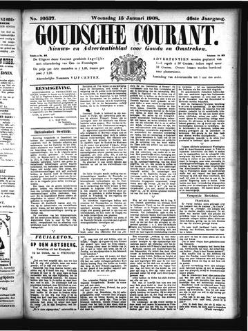 Goudsche Courant 1908-01-15