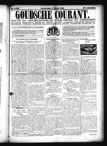 Goudsche Courant 1932-03-17