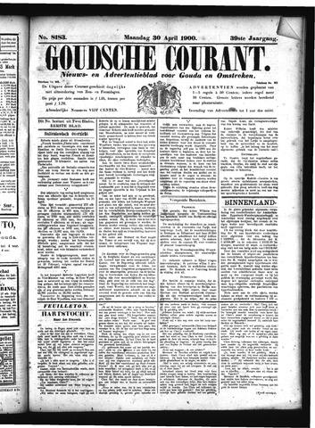 Goudsche Courant 1900-04-30