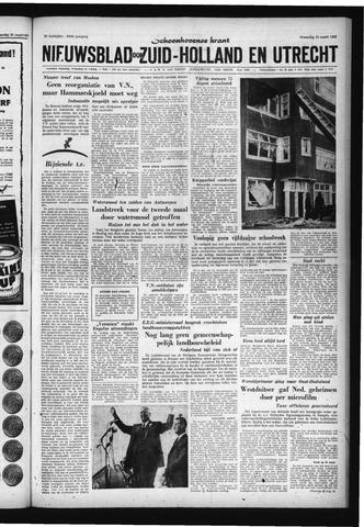Schoonhovensche Courant 1961-03-22