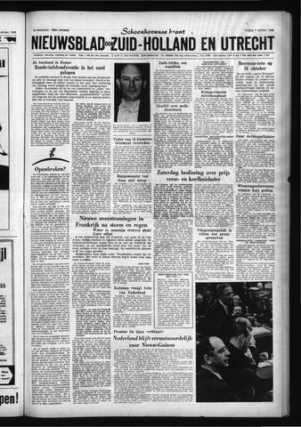 Schoonhovensche Courant 1960-10-07