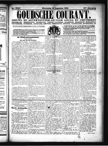 Goudsche Courant 1928-08-22