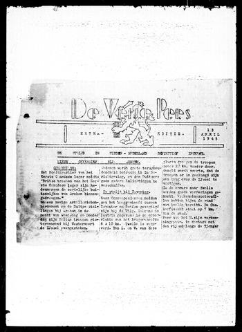De Vrije Pers 1945-04-13