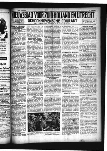 Schoonhovensche Courant 1942-08-31