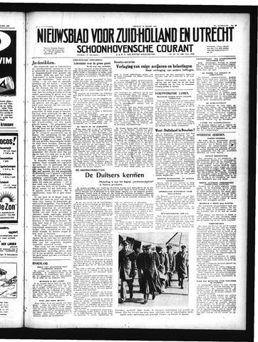 Schoonhovensche Courant 1949-03-18