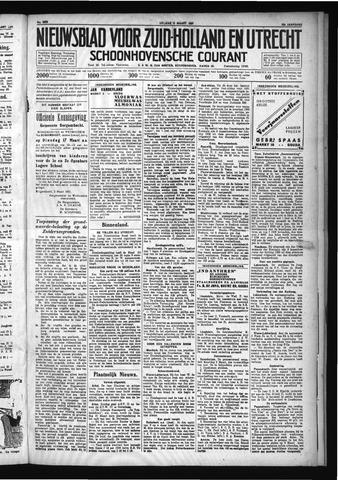 Schoonhovensche Courant 1931-03-06