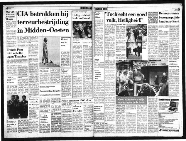 Goudsche Courant 1985-05-13