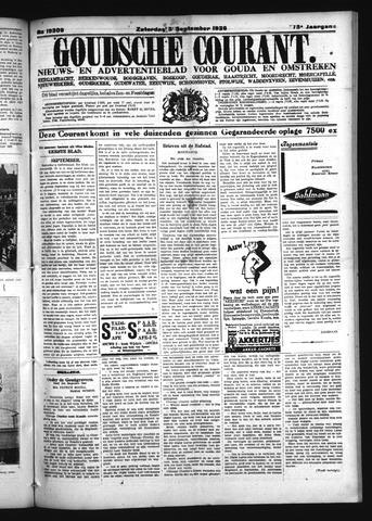 Goudsche Courant 1936-09-05