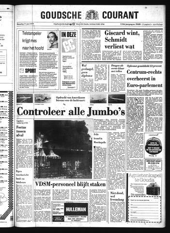 Goudsche Courant 1979-06-11