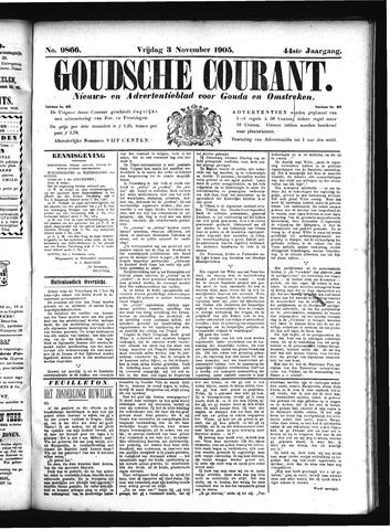 Goudsche Courant 1905-11-03