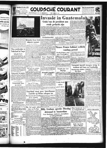 Goudsche Courant 1954-06-19