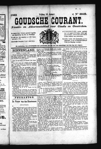 Goudsche Courant 1893-01-20