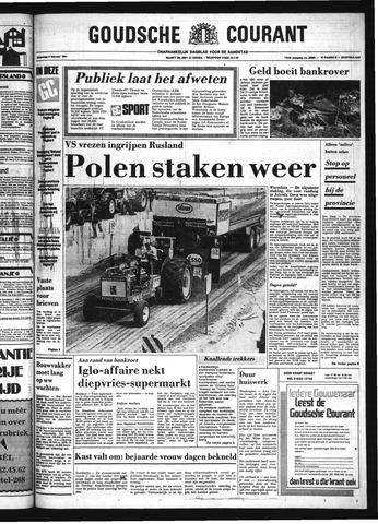 Goudsche Courant 1981-02-09
