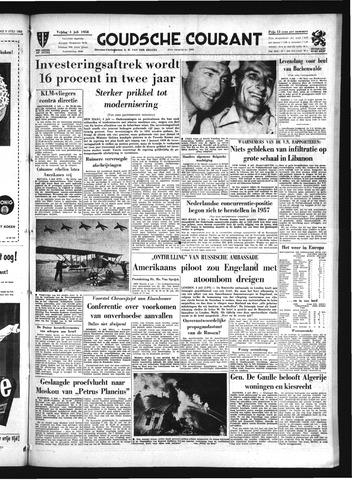 Goudsche Courant 1958-07-04