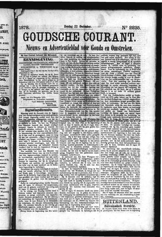 Goudsche Courant 1878-12-22