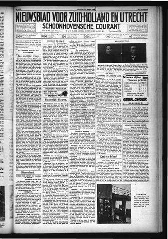 Schoonhovensche Courant 1932-03-11