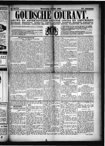 Goudsche Courant 1928-05-23