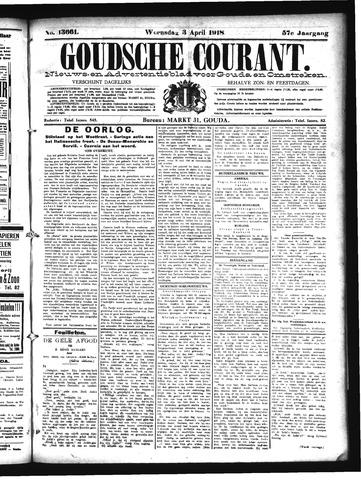 Goudsche Courant 1918-04-03