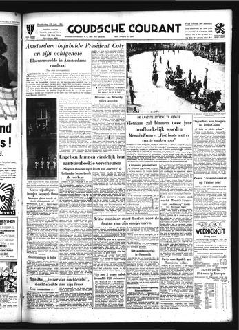 Goudsche Courant 1954-07-22