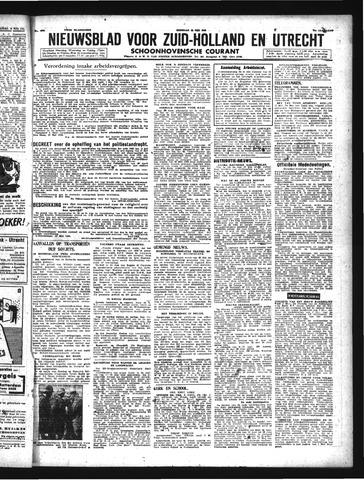 Schoonhovensche Courant 1943-05-18