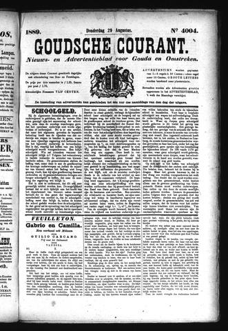 Goudsche Courant 1889-08-29
