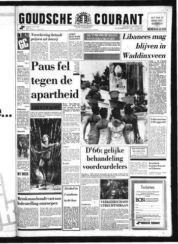 Goudsche Courant 1985-08-08