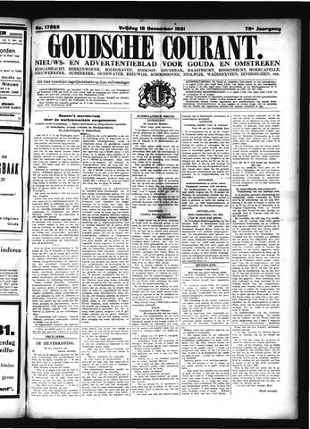 Goudsche Courant 1931-12-18