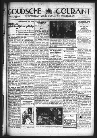 Goudsche Courant 1942-04-07