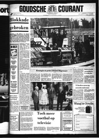 Goudsche Courant 1981-08-13