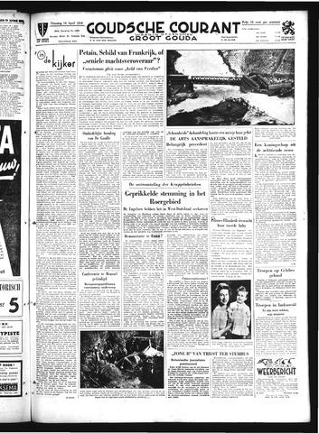 Goudsche Courant 1950-04-18